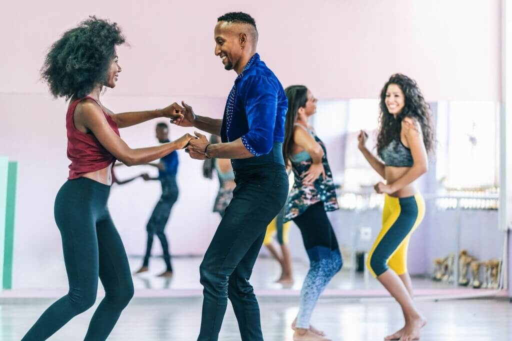 Easiest dances to learn for beginners